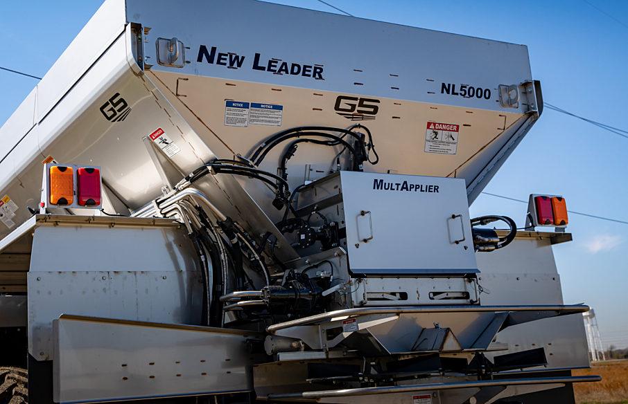 RBR New Leader NL5000 G5