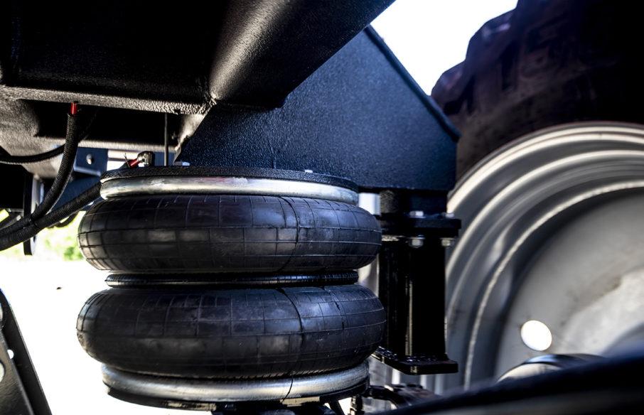 RBR Vector 400 Air Suspension