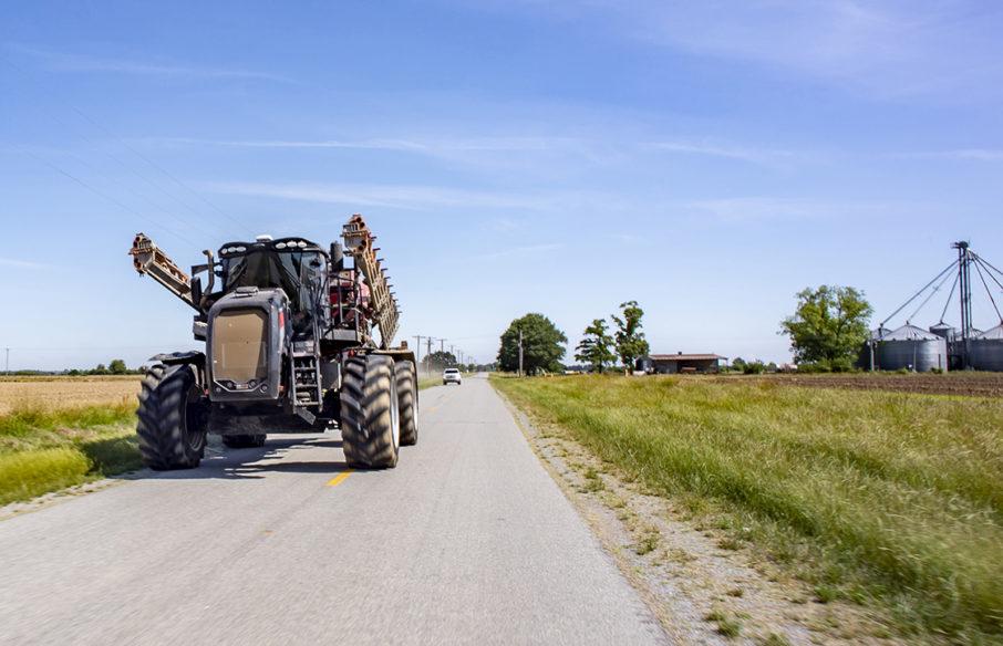 RBR high road transfer speed
