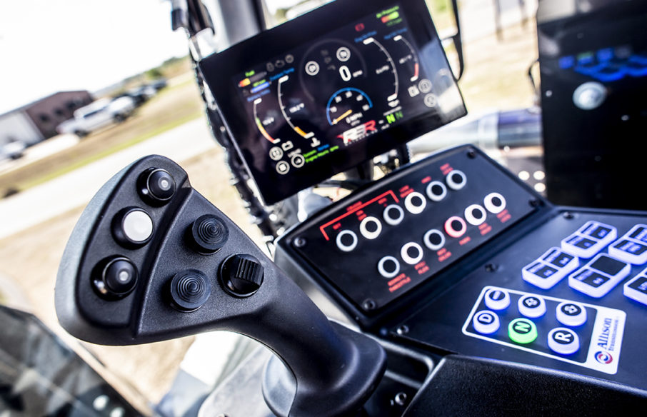 RBR Chassis Management System