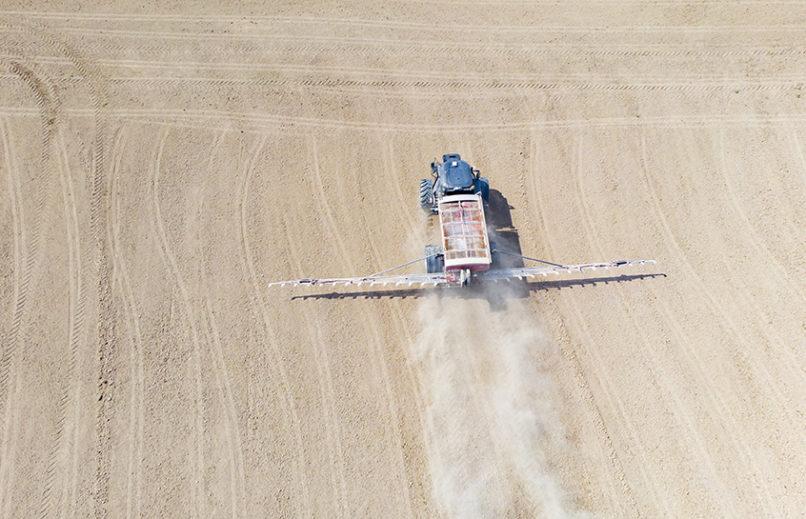 RBR Venturi400 Aerial coverage