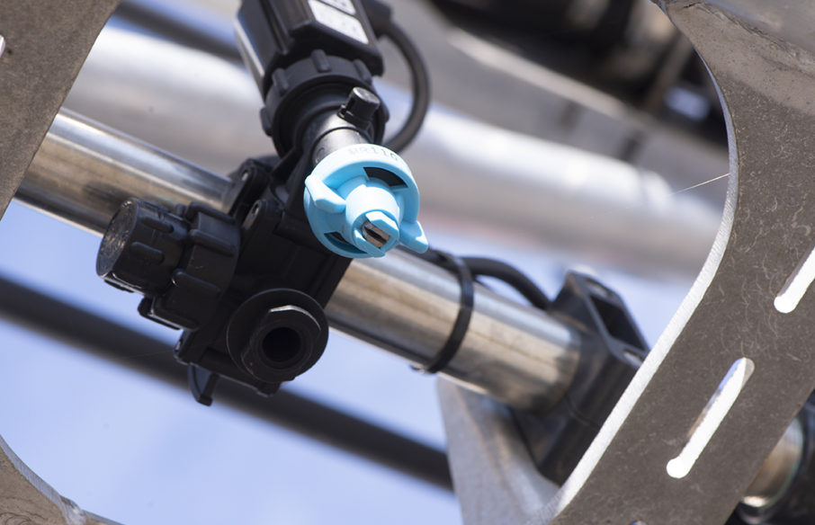 RBR liquid fertilizer sprayer nozzle